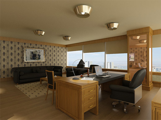 3DMax Interior Design Render