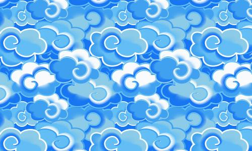 cute and free cloud
