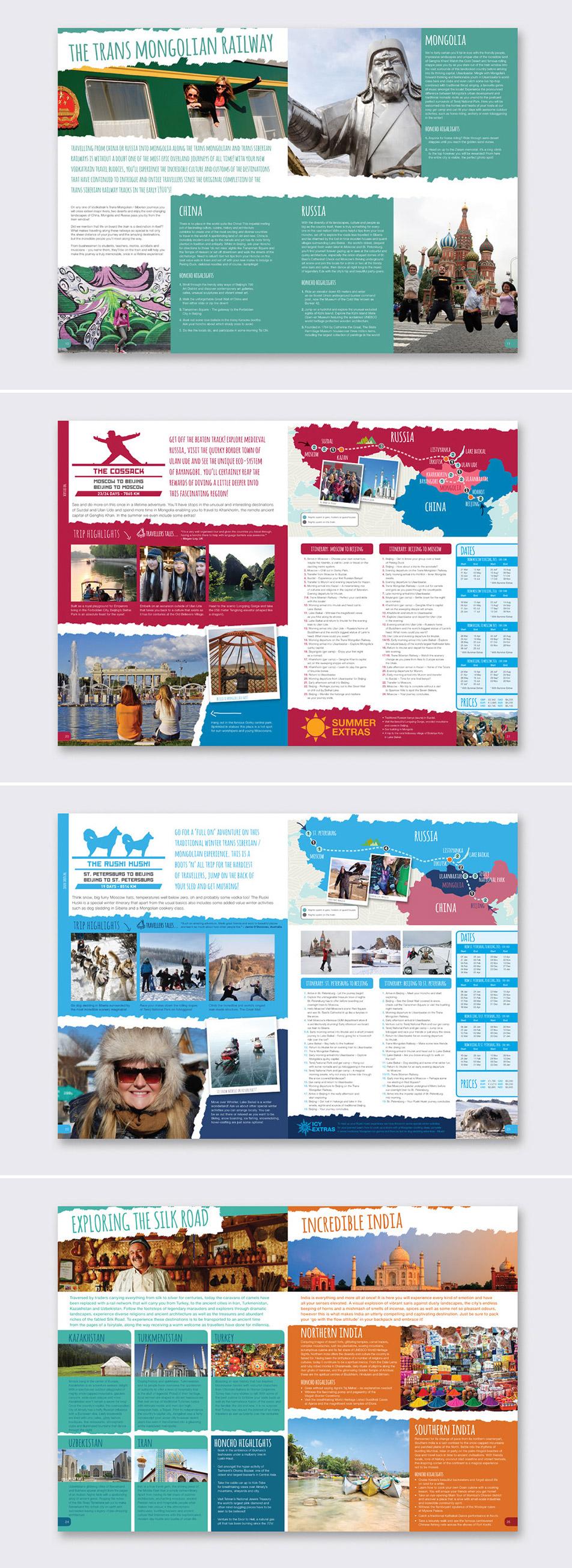 Cool Brochure Design