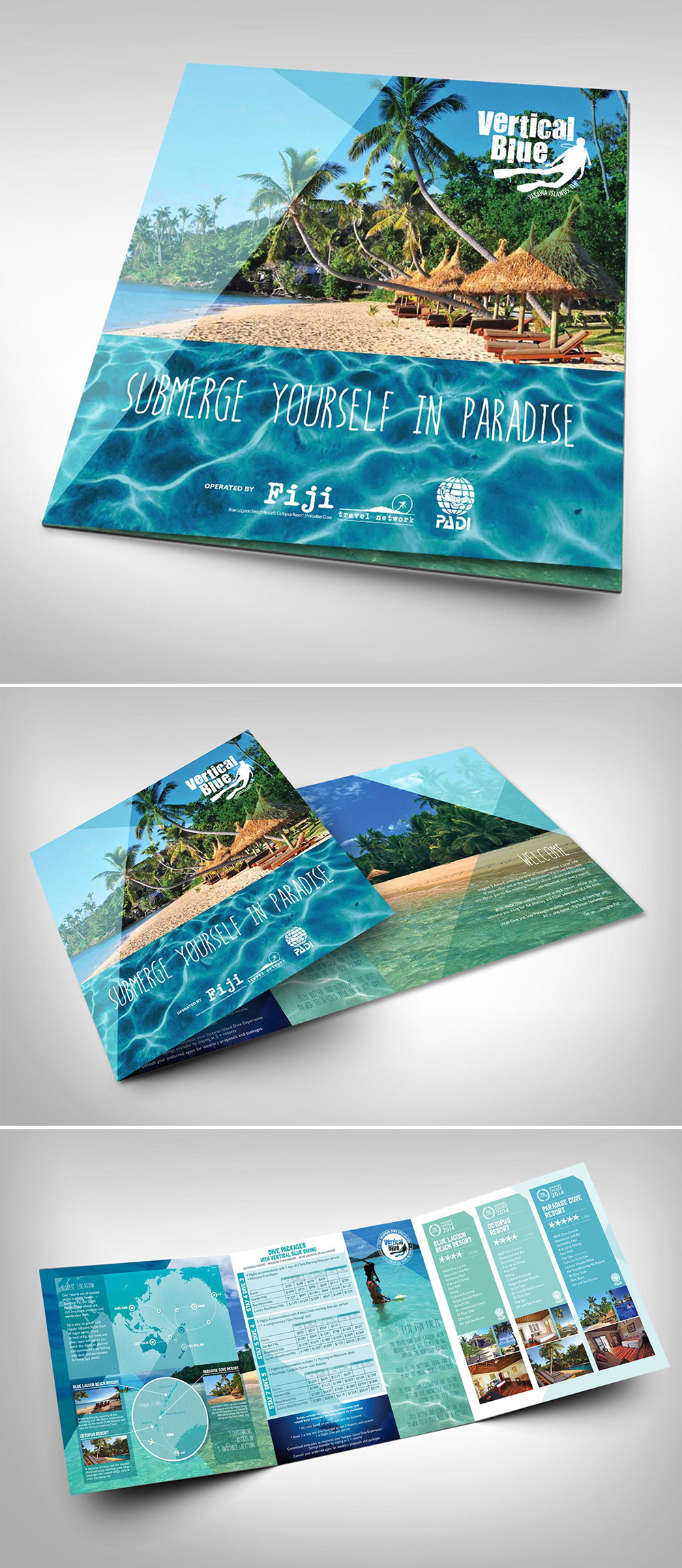 Diving Brochures