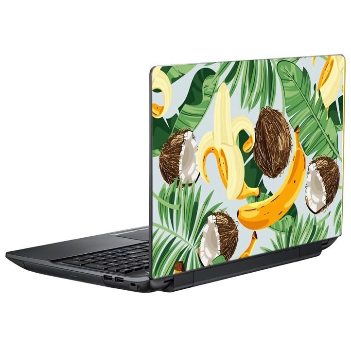 Наклейка на ноутбук Тропиканка