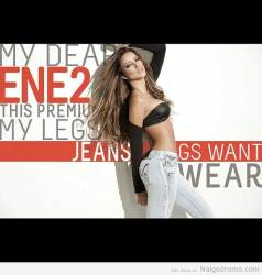 kataotalvaro comercial de jeans