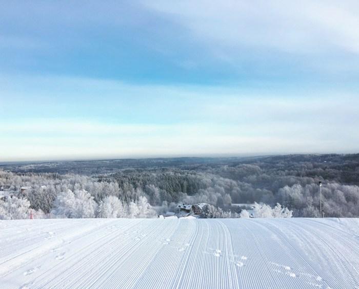 stok narciarski wilno litwa