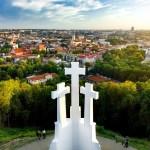 Góra Trzech Krzyży – Najpiękniejsza panorama Wilna