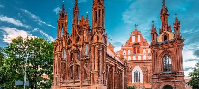 Kościół św. Anny w Wilnie – ukochany kościół Napoleona