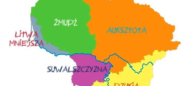 Regiony Etnograficzne