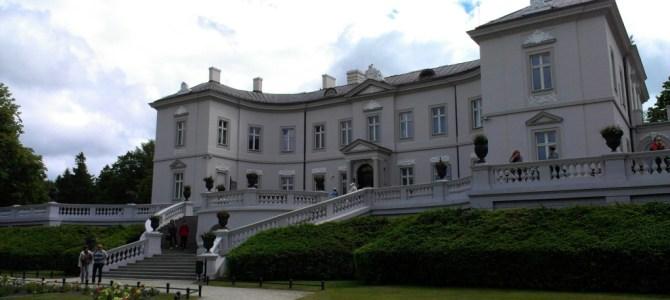 Rezydencje Tyszkiewiczów na Litwie