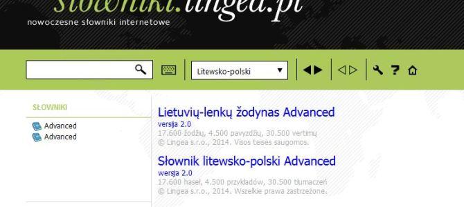 Internetowy słownik Lingea