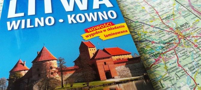 Najlepsza Mapa Litwy – mapa drukowana vs nawigacja w smartfonie