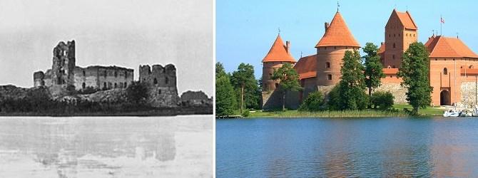 10 miejsc na Litwie, które zmieniły się niemal nie do poznania