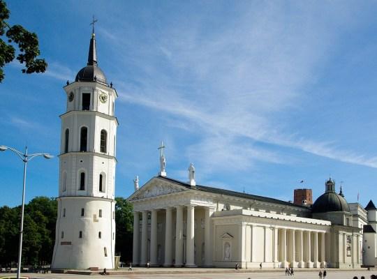litwa co zwiedzic katedra wilenska