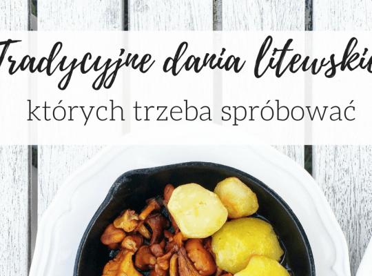 tradycyjne dania litewskie