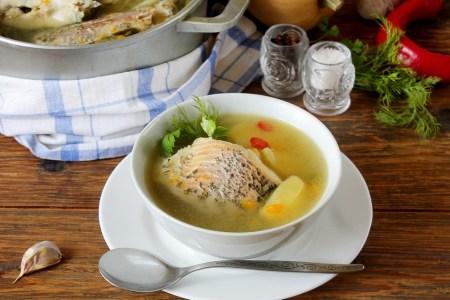 litewska zupa rybna