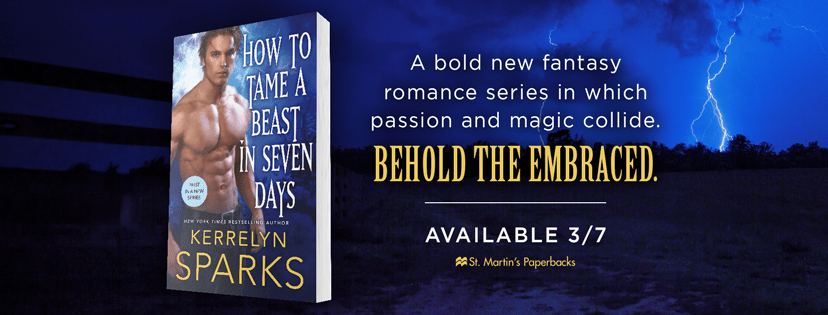 HOW TO TAME A BEAST IN SEVEN DAYS  - A Kerrelyn Sparks Review