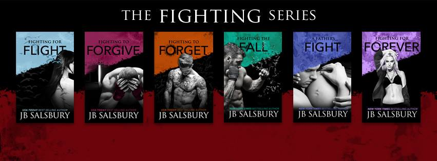 THE FINAL FIGHT - A JB Salsbury Cover Reveal