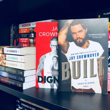Dignity & Built by Jay Crownover
