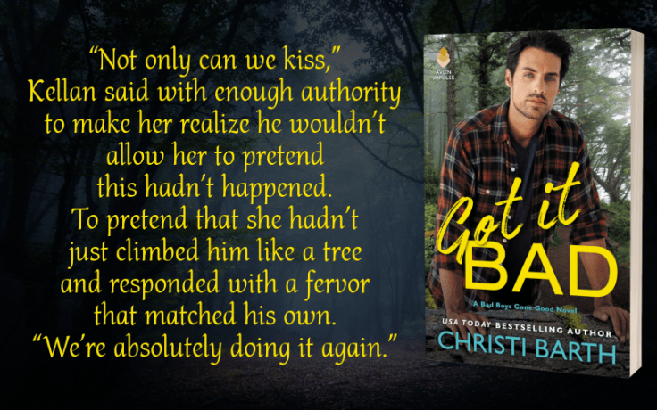 Teaser Graphic - Got It Bad by Christi Barth - 1