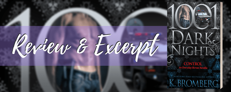 CONTROL - A K. Bromberg Review & Excerpt Reveal