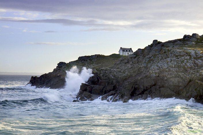 Photo du jour - Finistere - Phare de la Pointe du Millier