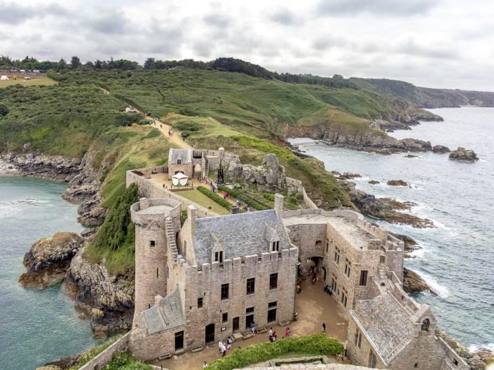 Médiévales du Fort La Latte août 2018 : les 10 ans