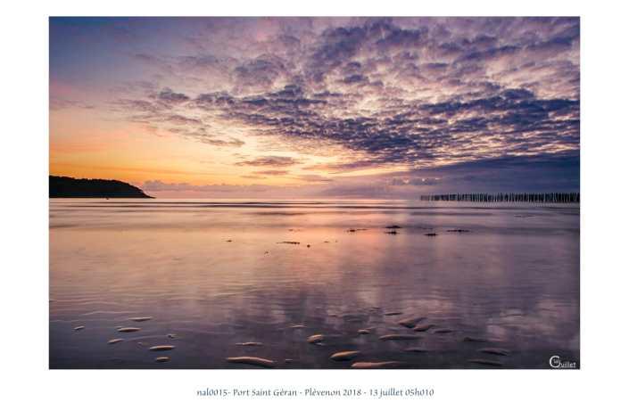 portfolio du photomarcheur - les bouchots de la baie de la Fresnaye