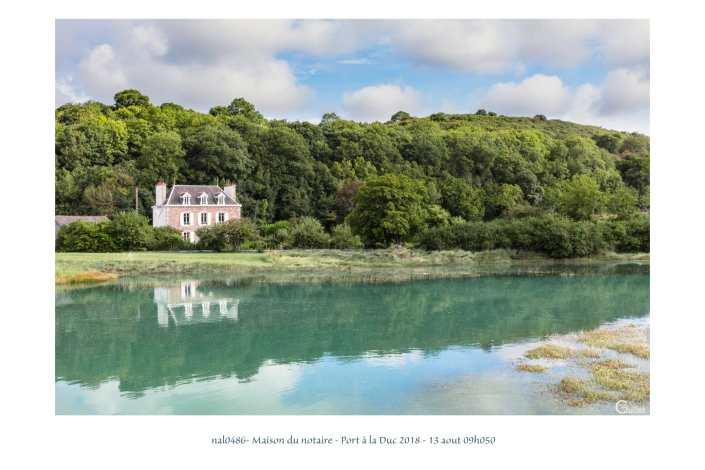 portfolio du photomarcheur - maison du notaire Port à la Duc