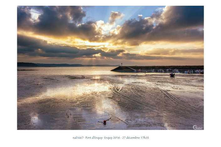 portfolio du photomarcheur - Port d'Erquy
