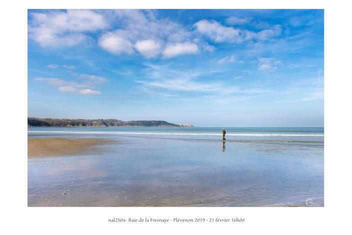 portfolio du photomarcheur - baie de la Fresnaye