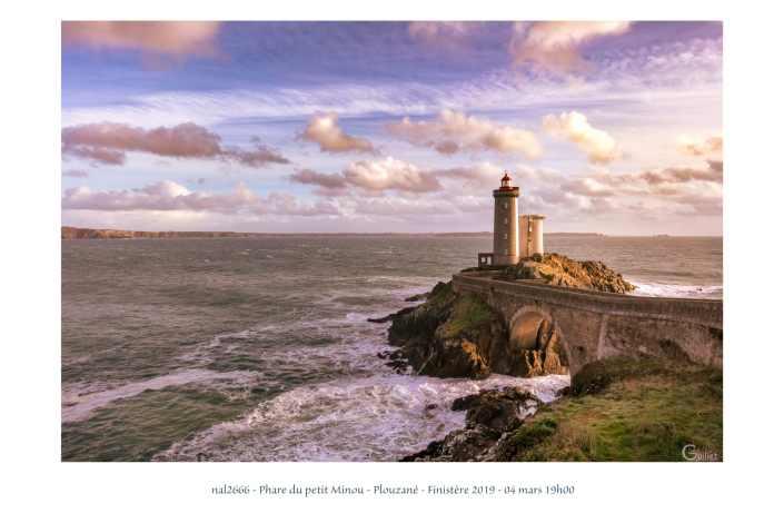 portfolio du photomarcheur - Phare du petit minou Plouzané