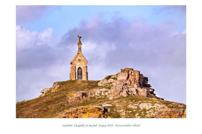 portfolio du photomarcheur - chapelle St Michel Erquy