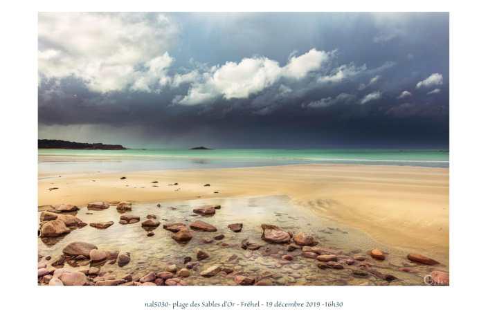 portfolio du photomarcheur - plage des sables d'or