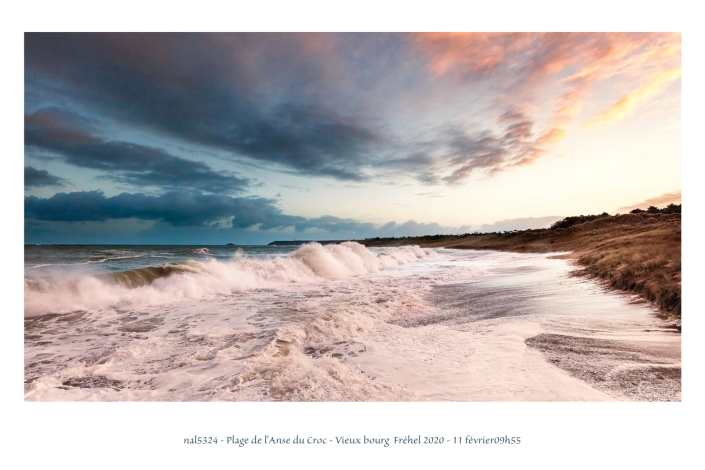 portfolio du photomarcheur - Plage de l'Anse du Croc