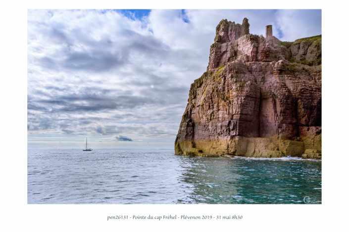 portfolio du photomarcheur - Pointe du Cap Fréhel