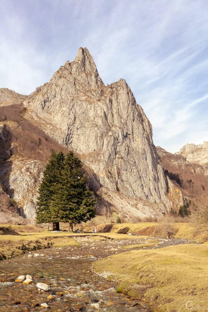 pic au plateau de Sanchèse