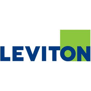 Leviton colour logo