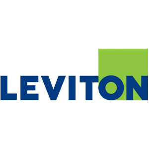 Leviton colour logo