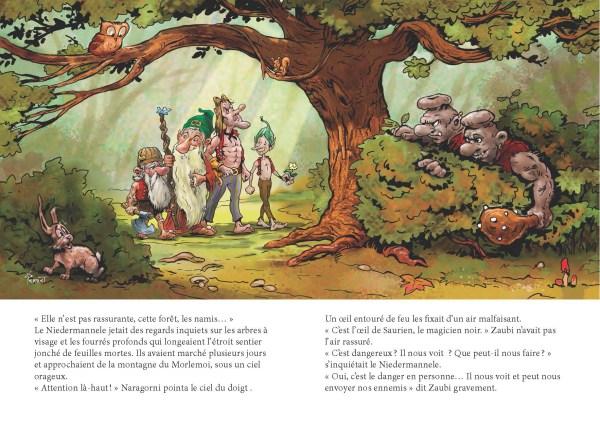 Illustration de la brochure des Nannos