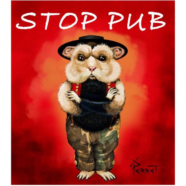 Stop pub Hamster