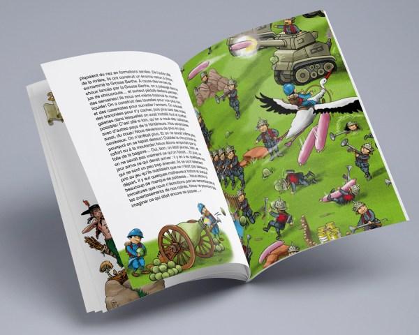 guerre 14-18 brochure pour enfants
