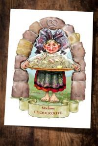Alsacienne choucroute