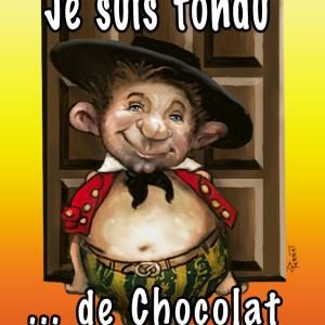fondu-de-chocolat-sticker