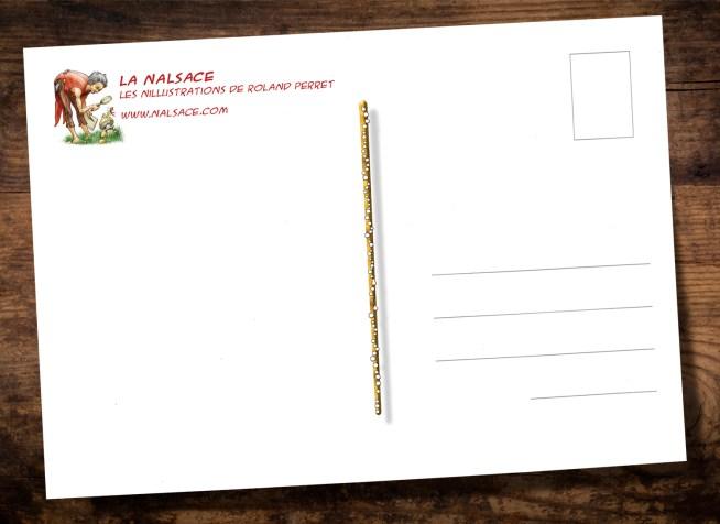 verso-carte postale