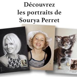 Portraits de Sourya
