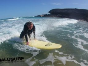 Nalusurf Surfkurs April 2017