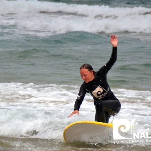 Nalusurf Surfschule Fuerteventura - Surfkurs Juli und August 2018