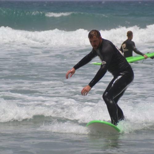 Surfkurs Fotos La Pared Nalusurf