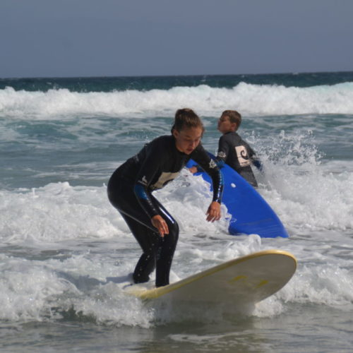 Surfkurs La Pared Fuerteventura - Nalusurf Surfschool