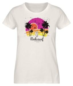 Endless Summer II - Damen Premium Organic Shirt-6881