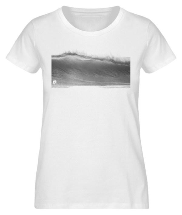 My Wave - Damen Premium Organic Shirt-3