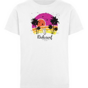 Endless Summer II - Kinder Organic T-Shirt-3